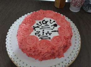 Torta compleanno zia