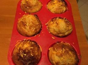 Muffins Arancia e Zenzero