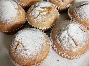 muffin limone e latte condensato