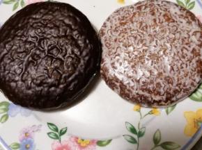 Biscotti speziati di Natale (Lebkuchen)