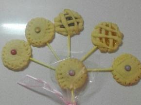 Cakepops crostatina