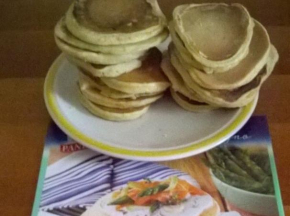pancake salati (ricetta calendario)