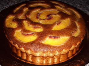 Torta Morbida Alle Pesche 🍑