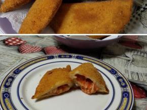Sofficini alla Pizzaiola