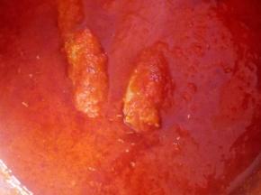 Sugo con salsiccia di tacchino