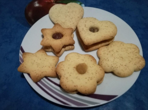 Biscotti di riso integrali