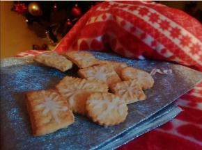 Biscotti speziati di Natale [Vegan]