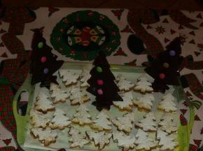 biscottini con marmellata o nutella