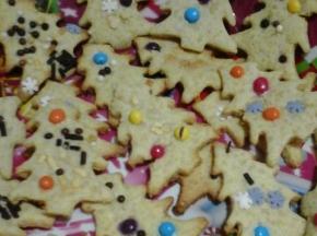 Christmas tree cokiees