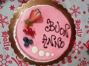 torta di buon anno