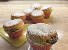 Muffin alla Nutella (Misya)