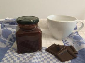 Confettura di pere, cioccolato e rum della Blogger Ho voglia di dolce (rivisitata)