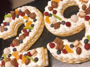 Cream Tart frutta e cioccolato