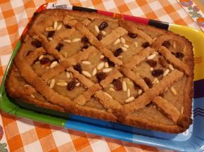 Strudel pie