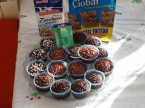 Muffin al ciobar