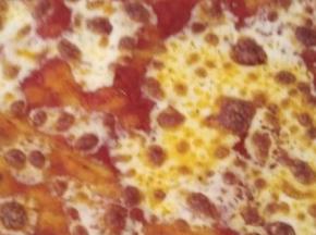 Pizza pomodoro e mozzarella 🍅🍕