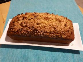 Plumcake con  farina di mais