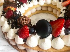 Cream Tart di compleanno