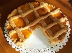 Crostata al mandarino