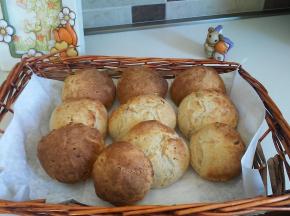 Pane con ricotta