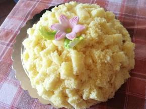 Mimosa al limone🍋