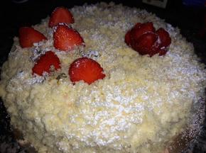 Torta Mimosa 💖💋