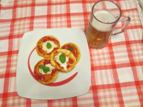 Pizzette Sfiziose