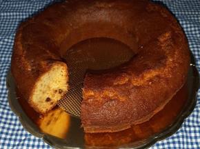 Torta mandorlina