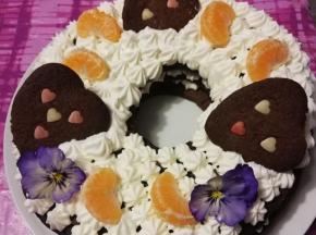 Crema tart