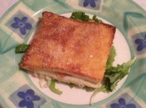 Toast impanato