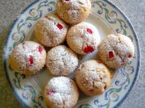 Muffins con le fragole