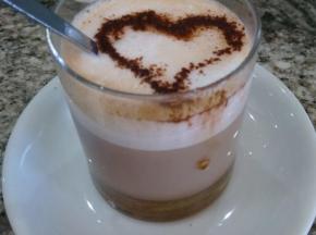 Cappuccino al cioccolato