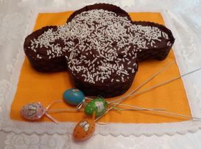 colomba limone e cioccolato