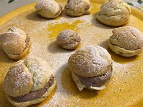 bignè - pasta choux con Bimby