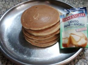 Pancake alla farina di avena