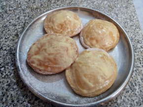 Fritti con crema