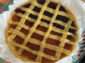 crostata bicolore