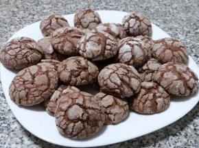 5° Sfida Biscotti Crinkle yogurt e cioccolato
