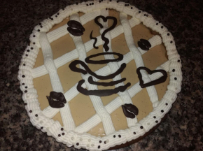 Crostata Cappuccino