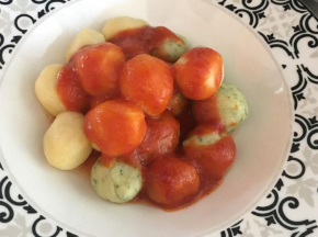 Gnocchi di patate bigusto
