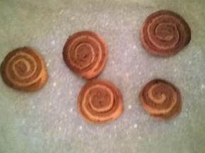 biscotti girella