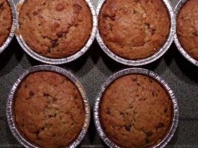 muffin di panettone(ricetta blogger vasa vasa kichen)