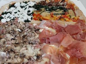pizza tanti gusti