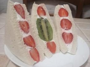 Sando fruit (dolcetti giapponesi)