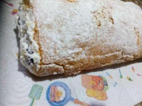 Pan biscotto con uva