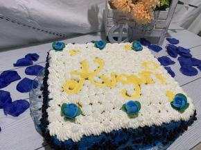 Simple Cake !!💛