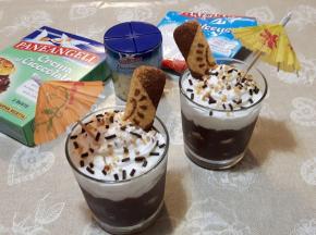 Crema al cioccolato con Dolceneve