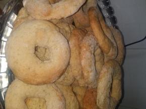 biscotti con semi di anice e spumante