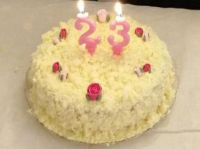 Torta di compleanno - 23