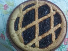 Crostata ai Mirtilli